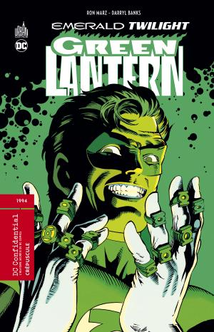 Green lantern – emerald twilight  TPB Hardcover (cartonnée)