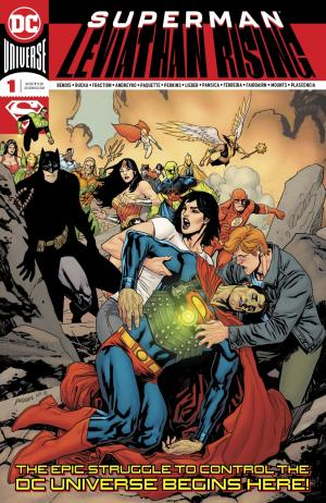 Superman - Leviathan Rising Special # 1 Issues
