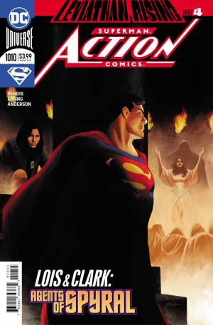 Action Comics # 1010 Issues V1 Suite (2016 - Ongoing)