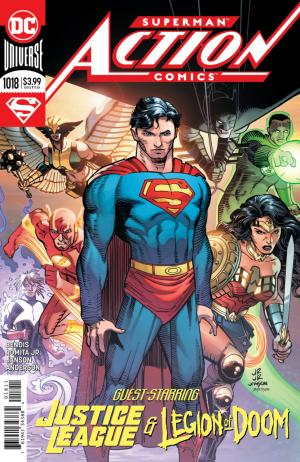 Action Comics # 1018 Issues V1 Suite (2016 - Ongoing)
