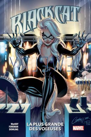 Black Cat 1 TPB hardcover (cartonnée)