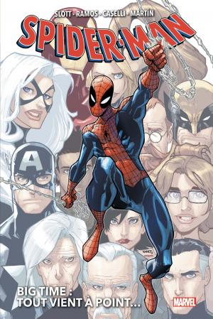 Spider-Man - Big Time 1 TPB Hardcover (cartonnée) - Marvel Deluxe