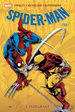 Spider-Man Vs. Wolverine # 1987.1 TPB Hardcover - L'Intégrale