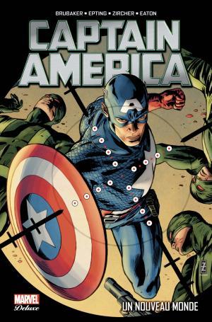 Captain America # 2 TPB Hardcover - Marvel Deluxe - Issues V6