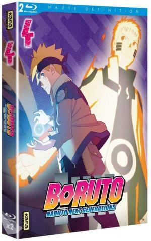 couverture, jaquette Boruto: Naruto Next Generations 4  (Kana home video)