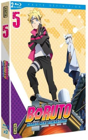 couverture, jaquette Boruto: Naruto Next Generations 5