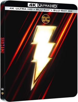 Shazam! édition Collector Steelbook