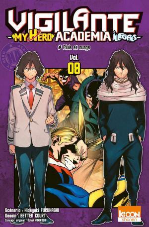 Vigilante - My Hero Academia illegals 8 Simple