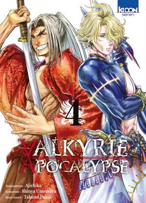 Valkyrie apocalypse T.4