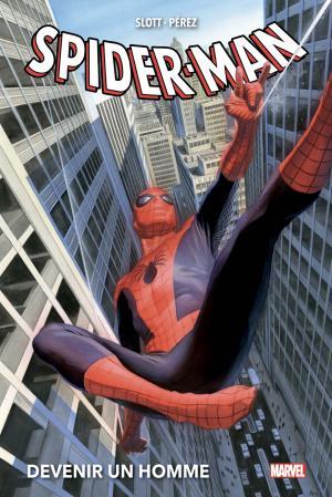 Spider-man - Devenir un homme  TPB Hardcover (cartonnée) - Marvel Deluxe