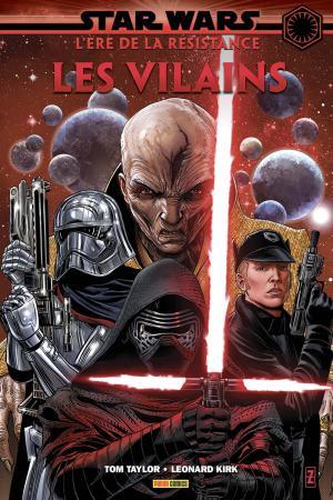 Star wars - l'ère de la résistance - Les vilains  TPB Hardcover (cartonnée) - 100% Marvel