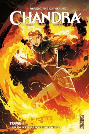 Magic the gathering - Chandra 1 TPB Hardcover (cartonnée)