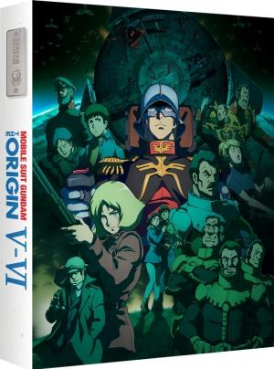 Mobile Suit Gundam - The Origin 2 Blu-ray