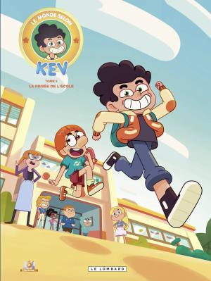 Le monde selon Kev 2 - La frisée de l'école