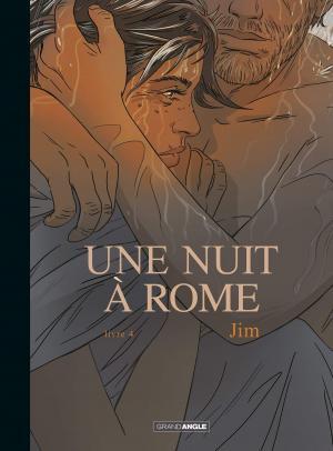 Une nuit à Rome 4 Toilé