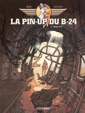 La pin-up du B-24 2 - Nose art