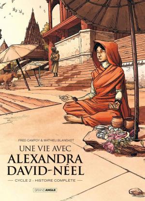 Une vie avec Alexandra David-Neel  Coffret