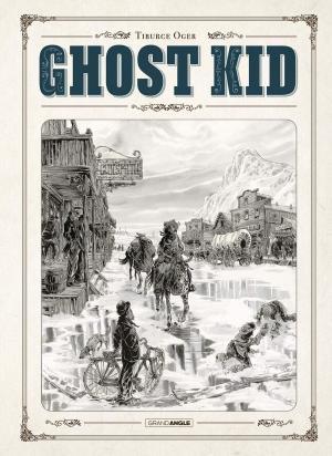 Ghost kid  Edition N&B