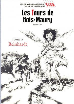 Les grands classiques de la BD historique - Vécu 11 - Les tours de bois-maury : Reinhardt