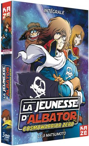 Cosmo Warrior Zero - La jeunesse d'Albator  édition intégrale