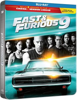 Fast & Furious 9 édition simple