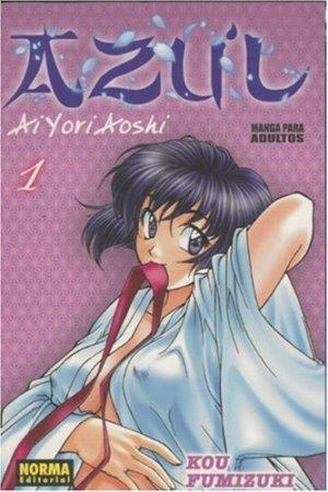 Bleu indigo - Ai Yori Aoshi édition Espagnole