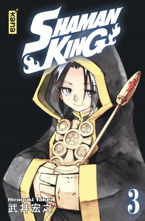 Shaman King 3 Star edition