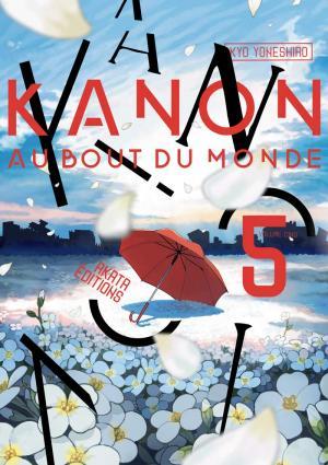 couverture, jaquette Kanon au bout du monde 5  (Akata)
