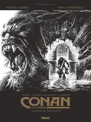 Conan le Cimmérien 10 Edition Spéciale N/B