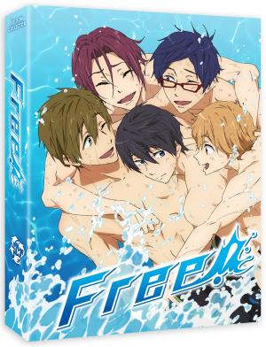 Free! édition Collector Intégrale DVD