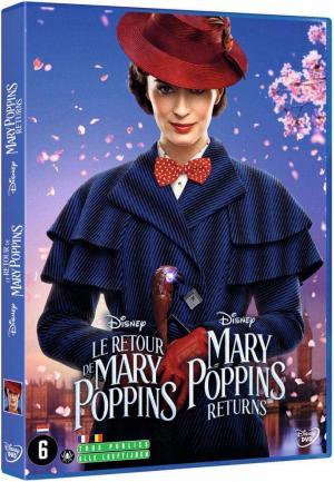 Le Retour de Mary Poppins édition simple