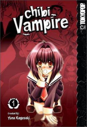 Chibi Vampire - Karin édition Américaine