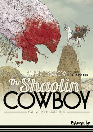 Shaolin Cowboy 1 simple