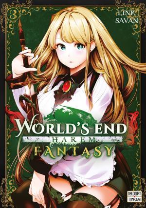 World's end harem fantasy 3 simple
