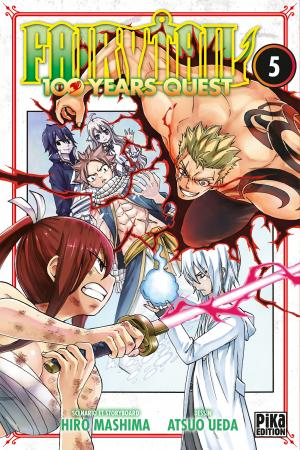Fairy Tail 100 years quest 5 simple