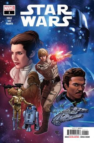 Star Wars # 1 Issues V5 (2020 - Ongoing)
