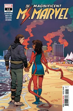 Magnificent Ms. Marvel # 12 Issues (2019 - Ongoing)