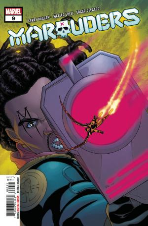 Marauders # 9 Issues (2019 - Ongoing)