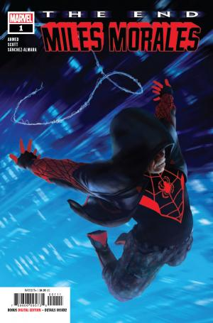 Miles Morales - Spider-Man édition The End