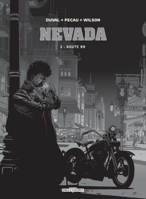 Nevada (Duval/Pécau) édition Luxe N&B