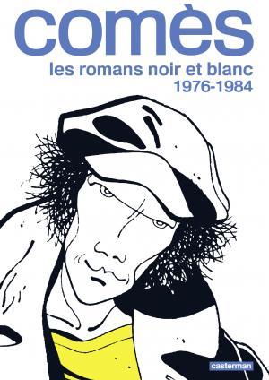 Comès, les romans noir et blanc  simple