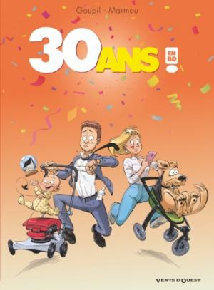 30 ans en BD édition simple
