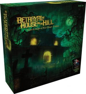 Betrayal at house on the Hill édition simple