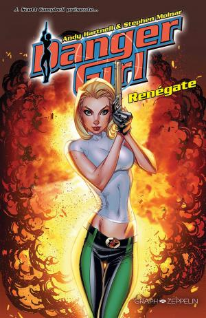 Danger Girl # 6