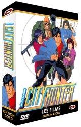 City Hunter - Nicky Larson - Pack Films   OAV édition EDITION GOLD