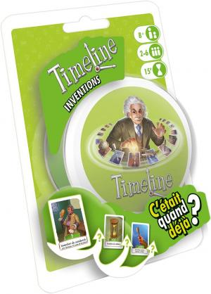 Timeline - Inventions édition simple