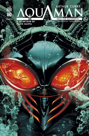 Arthur Curry - Aquaman #2