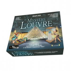 Escape Box - Mystère au Louvre édition simple