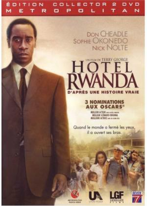 Hotel Rwanda édition Collector 2 DVD