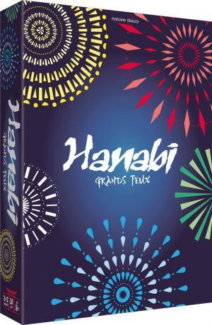 Hanabi édition grands feux